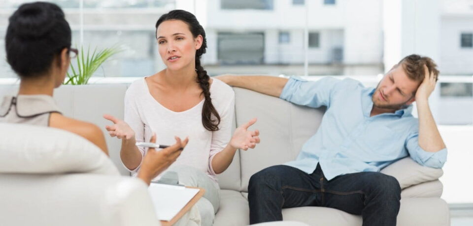 Couple counseling: Helps to strengthen relationship