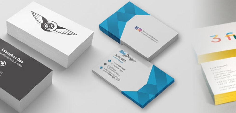 Metal Business Cards: Eco Friendly & Good For Business