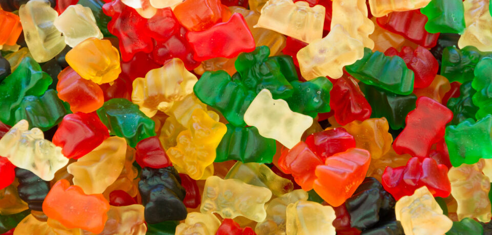 Taste a New Type of Gummy Experience with Gummy Crunch
